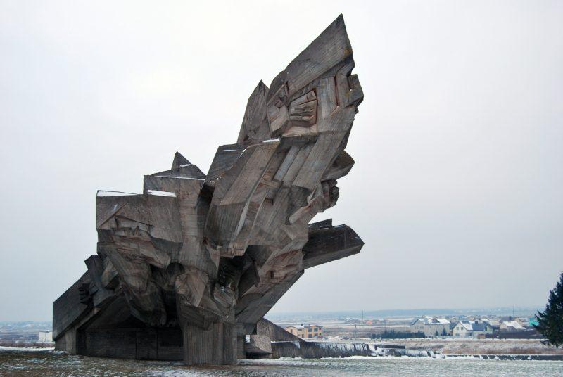 Denkmal für die Opfer des Zweiten Weltkriegs und Museum des 9. Forts der Festung Kaunas