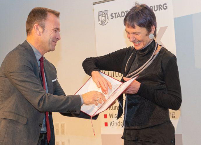 Hilde Fraueneder Kulturpreis 2019