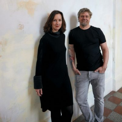Tina Heine und Mario Steidl