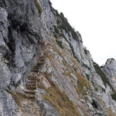 Dopplersteig auf den Untersberg