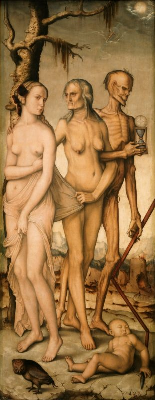 Hans Baldung Grien_Ages of women